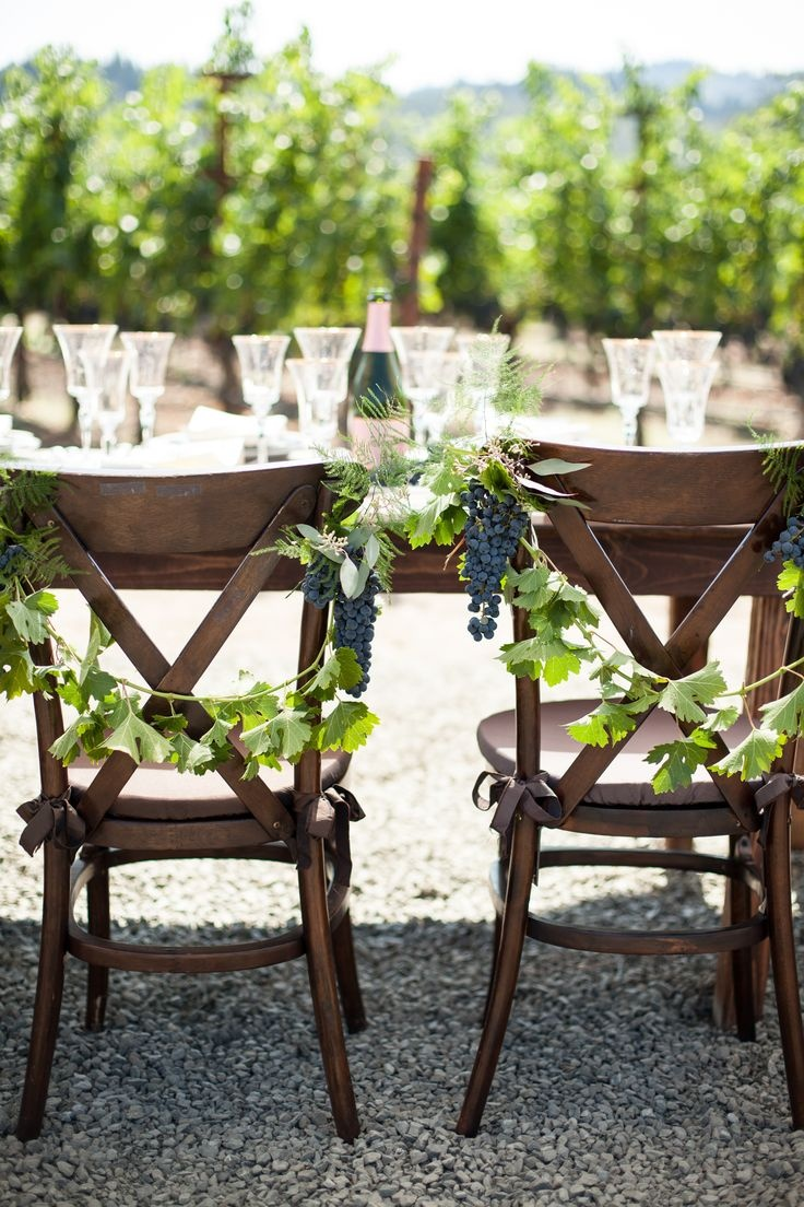 vineyard wedding decoration ideas unique ideas for decorating the and groom s wedding 8271