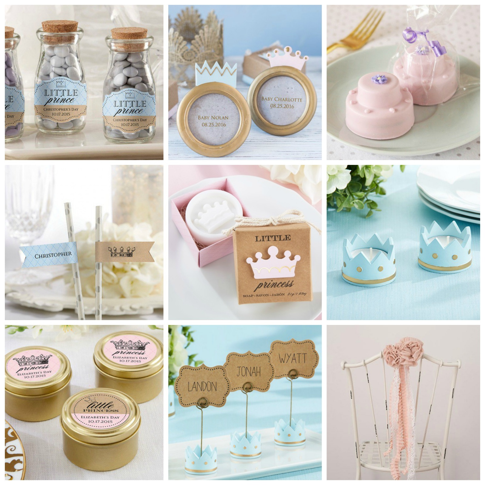 Start Planning The Perfect Baby Shower! Our Top 12 Themes To Get You ...