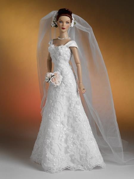 Barbie In Wedding Dress