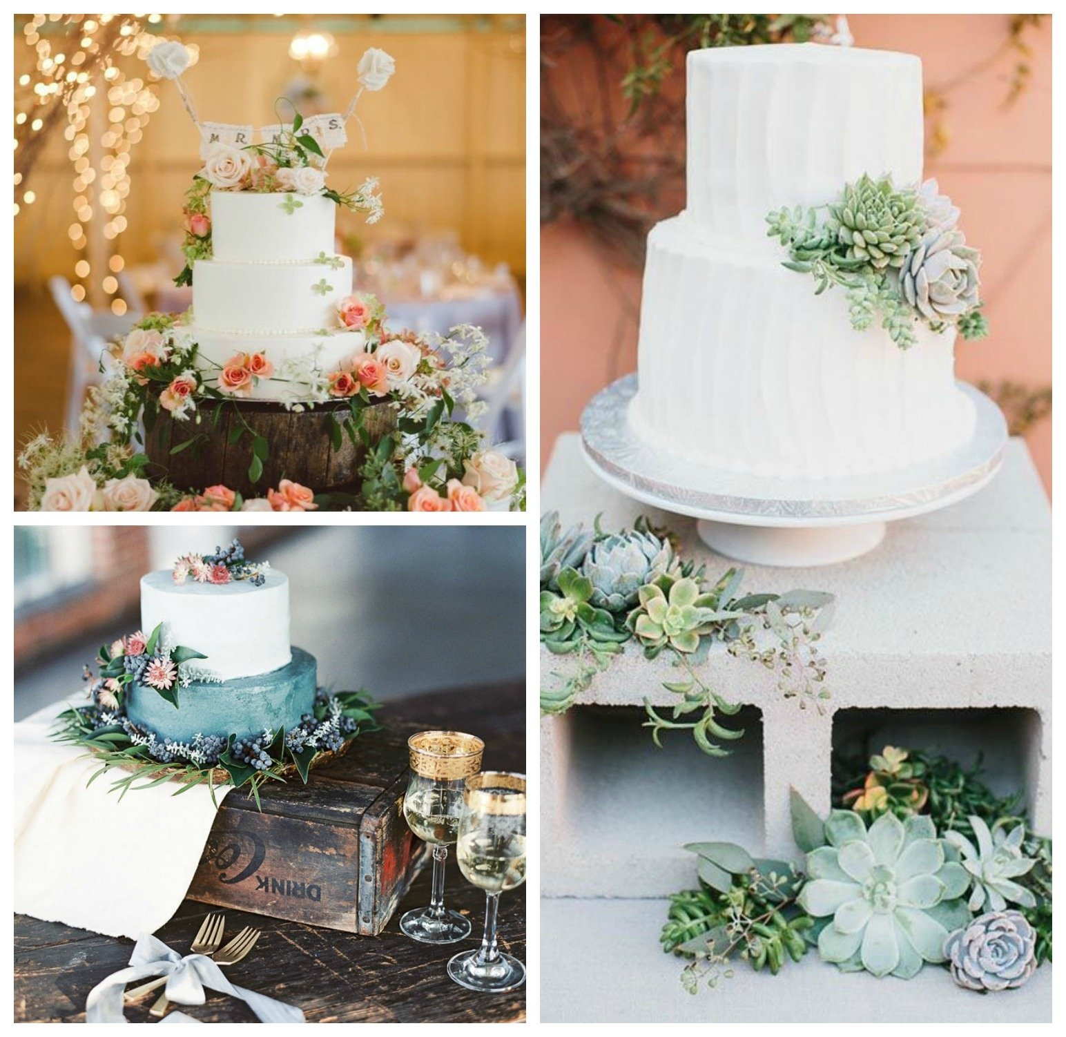 Wedding Cake Table.Spruce Up Your Cake Table Our Favorite Ideas For Wedding Cake Table