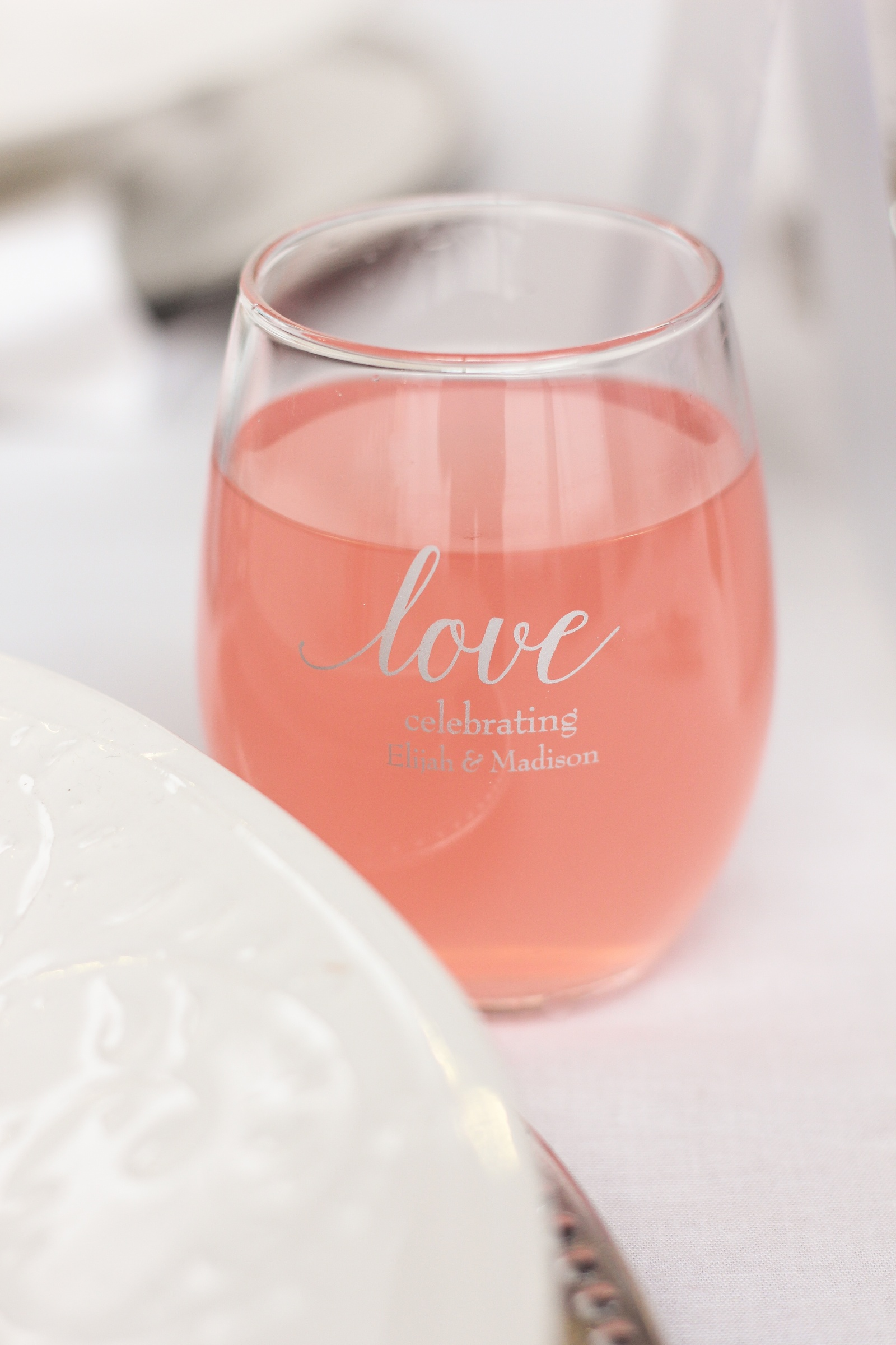 Hearts and Love Themed Bridal Shower -Beau-coup Blog