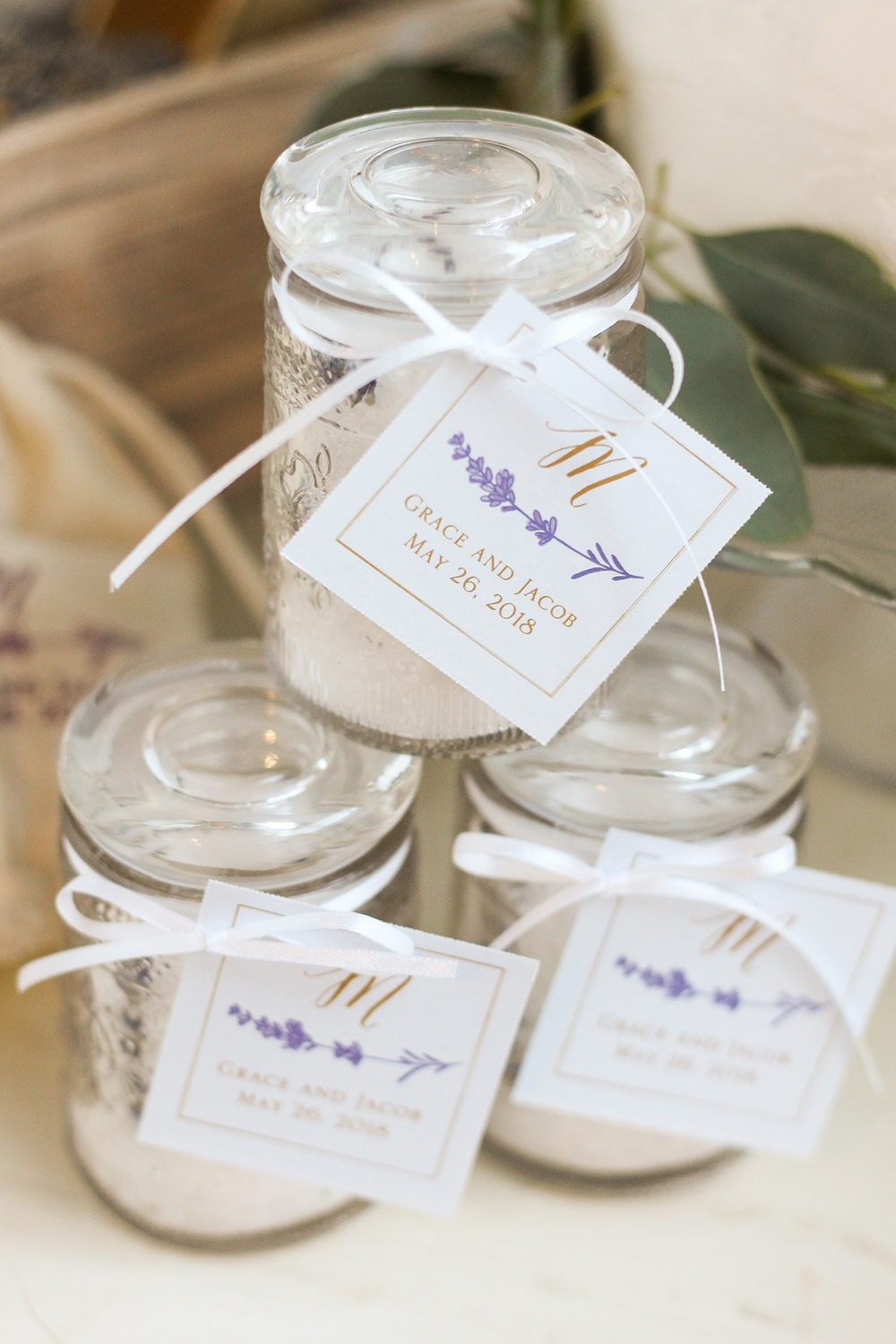 Lovely Ideas for a Lavender Wedding -Beau-coup Blog