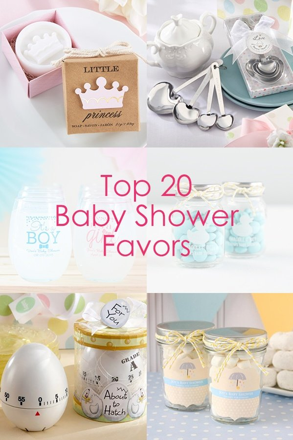 Top 20 Baby Shower Favors Beau coup