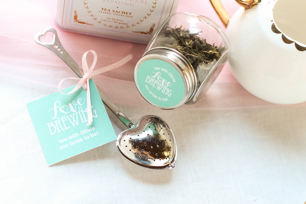 Love Is Brewing A Gorgeous Tea Party Bridal Shower Beau Coup Blog