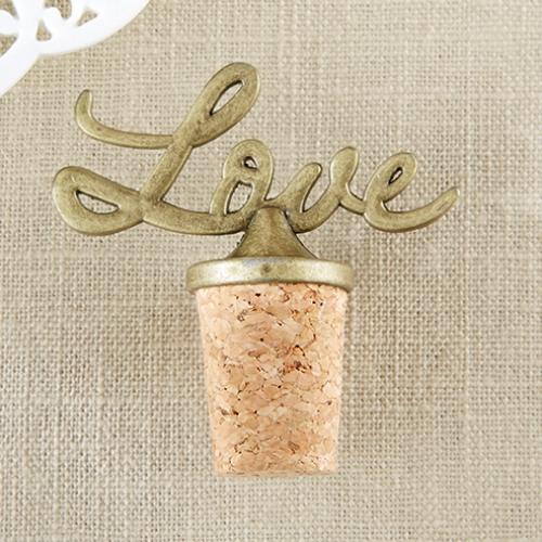 Love Bottle Stopper