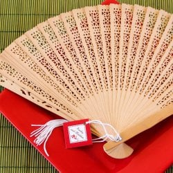 Asian Sandalwood Fans