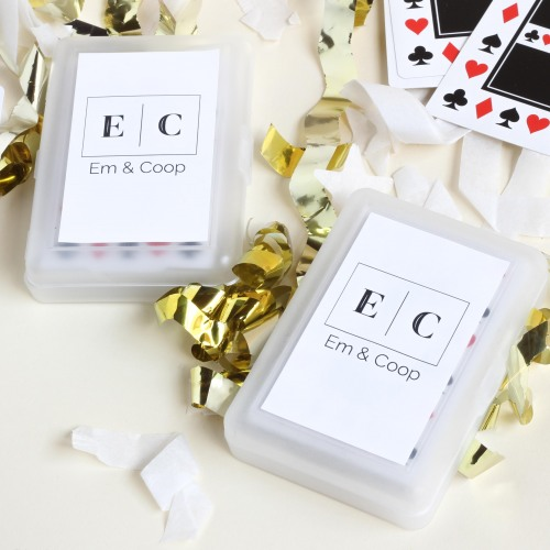 Custom Themed Playing Cards