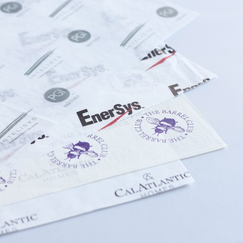 Custom Logo Digital Printed Tissue Paper