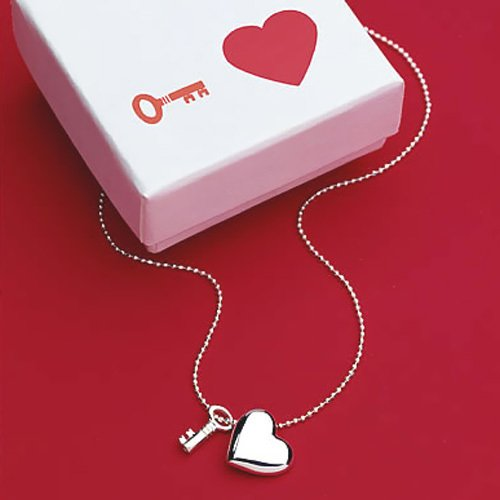 Key to My Heart Necklace