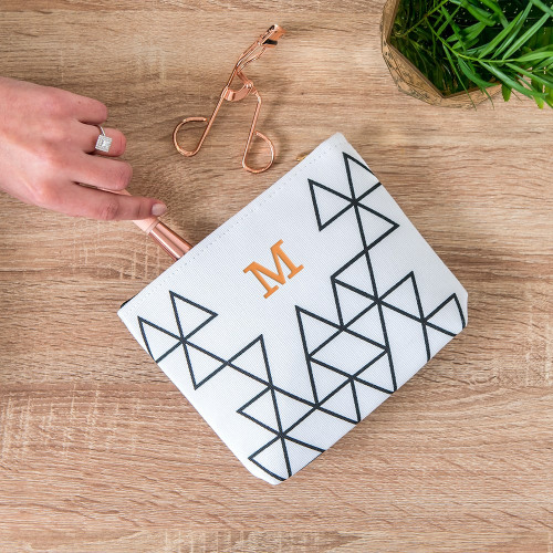 Personalized Pattern Pouch