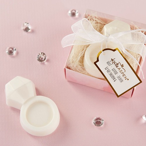 Diamond Ring Soap Favor