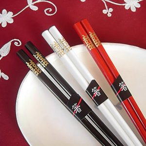 Double Happiness Chopsticks