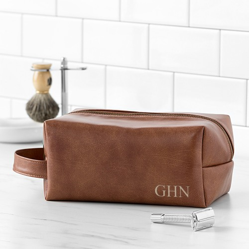 Personalized Vegan Dopp Kit