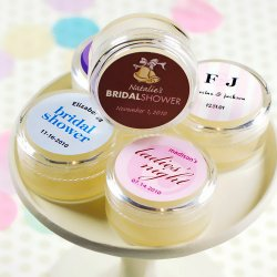 Personalized Lip Butter