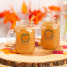 Personalized Fall Harvest Printed Mini Mason Mug
