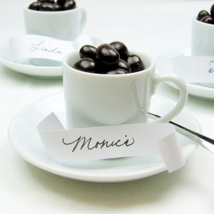 Mini Espresso and Saucer Sets