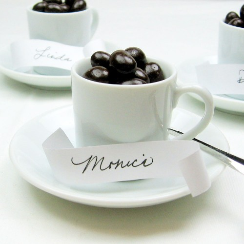 Image of Mini Espresso And Saucer Sets