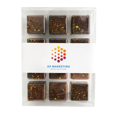Corporate Logo Chocolate Box