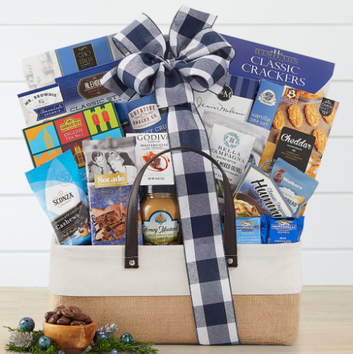 Corporate Grand Gourmet Gift Baskets