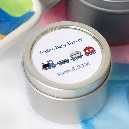 Baby Travel Candle Tins