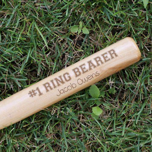 Engraved Mini Baseball Bat