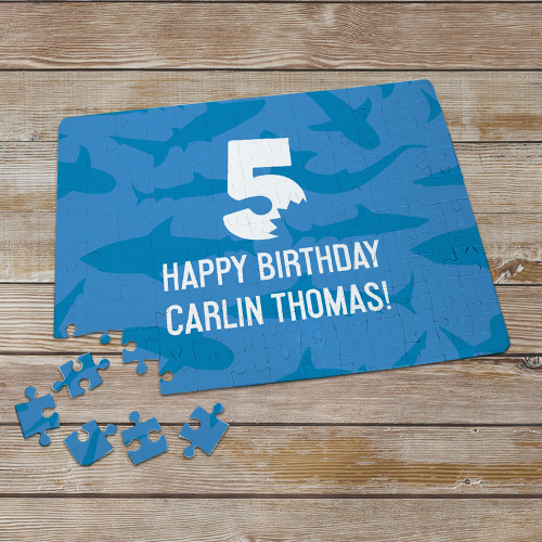 Personalized Birthday Puzzle