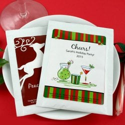 Personalized Holiday Cocktail Mix