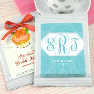 Personalized Wedding Hot Chocolate Mix