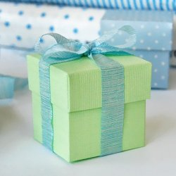 Color Favor Boxes