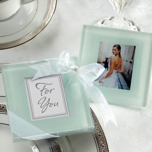 Glass Photo Coasters