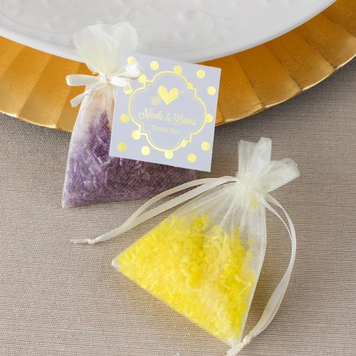 Eco-Friendly Wedding Confetti