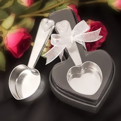 Coffee Scoop Favors