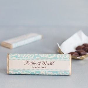 Personalized Bridal Shower Chocolate Bars