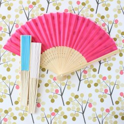 Asian Silk Hand Fans