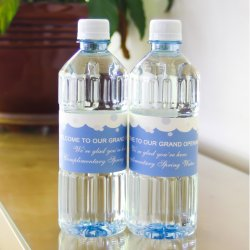 Corporate and Any Occasion Personalized Water Bottles