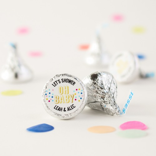 Personalized Oh Baby Kisses