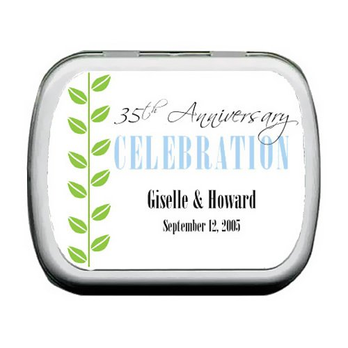 Celebration Personalized Mint Tins
