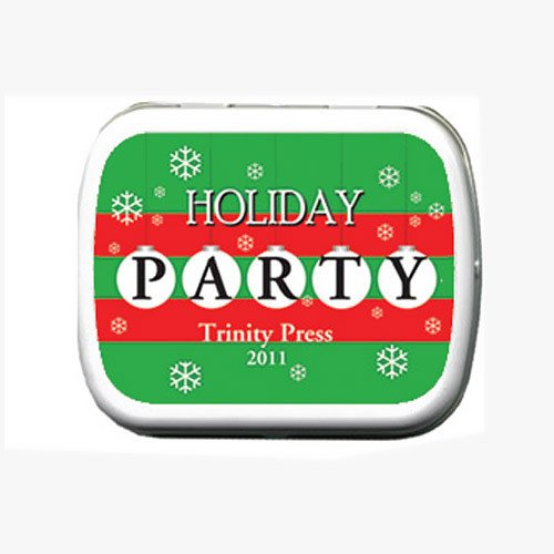 Holiday Party Holiday Mint Tin