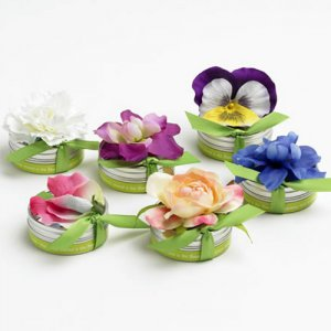 BloemBox Tiny Tins Plantable Seed Favors