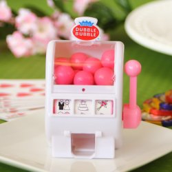 Mini Gumball Slot Machines