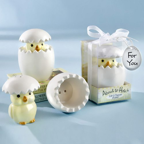 Baby Chick Salt and Pepper Shakers