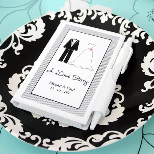 Personalized Love Story Notes