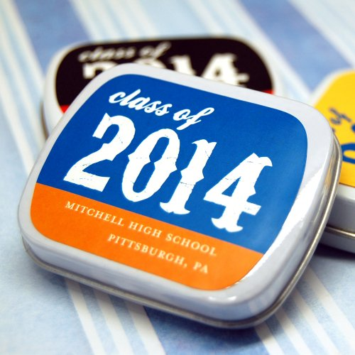 2012 Graduation Mint Tins