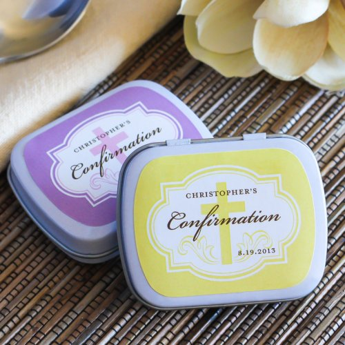 Exclusive Personalized Religious Mint Tins
