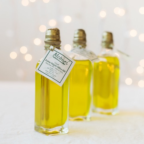 Mini Olive Oil Bottles