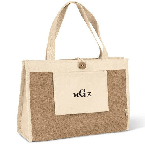 Personalized Eco-Friendly Tote Bag