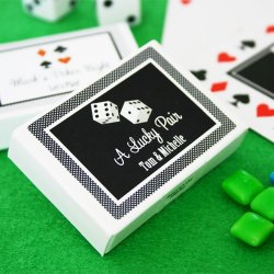 Personalized Wedding Gum Favors