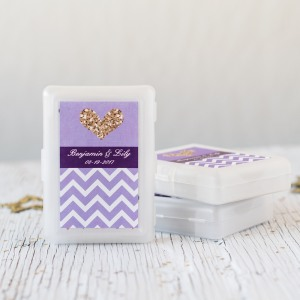Themed Playing Cards with Personalized Labels