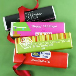 Corporate Personalized Chocolate Bars