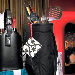 Grill and Golf Bbq Tool Set